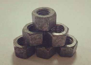 High Accuracy GB55 Hex Carbon Steel Nuts 10mm Thickness For Agricultural Machinery