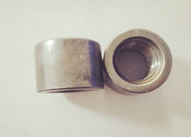 Short M20 X 1.25 Round Coupling Nut Untreated Finishing Non Standard Fastener